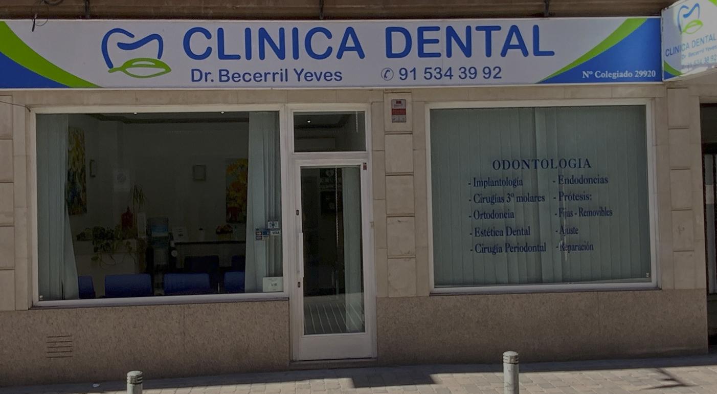 ClÍnica Dental Dr. Becerril Yeves